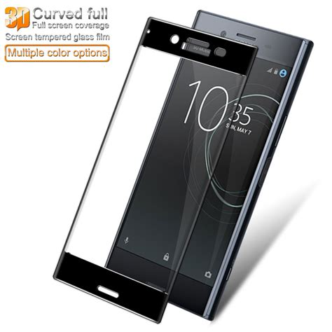 Blacklist Tempered Glass Covered Sony Experia Xz for sony xperia xz premium g8141 g8142 3d curved cover tempered glass for sony xz premium