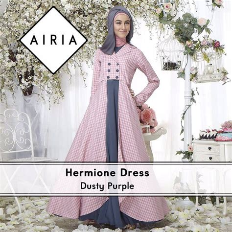 Gamis Maxi Dress Baju Muslim Pesta Bw0327 Miss Harion Biru 76 best gamis and images on abayas casual attire and casual clothes