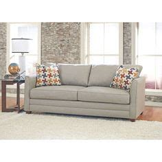 beeson sleeper sofa beeson fabric queen sleeper chaise sofa 20 quot seat height