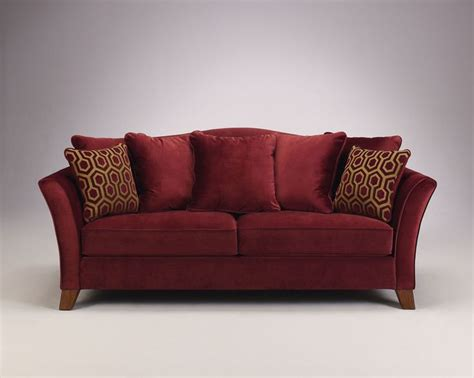 burgundy couches burgundy sofa lavoro annina pinterest
