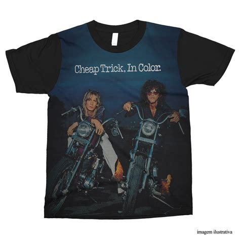 cheap trick in color camiseta cheap trick in color rock presence