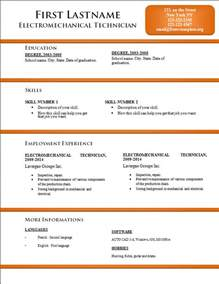 Good Resume Format Word by Free Cv Resume Templates 170 To 176