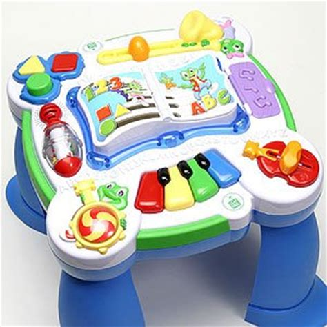 Leapfrog Table by Leapfrog Learn Groove Musical Table Toys
