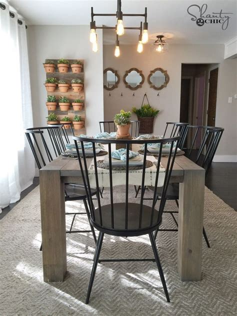 farmhouse dining room chairs homecoming solid