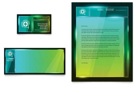 business card size template word conference business card letterhead template