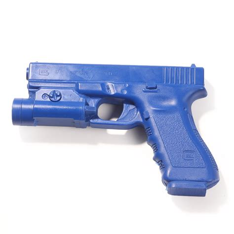glock 17 tactical light blueguns glock 17 with tlr1 tactical light gun