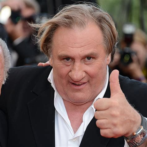 gerard depardieu recipes gerard depardieu can drink 14 bottles of wine a day food