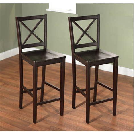 beech wood bar stools 30 beech wood bar stools 30 quot set of 2 walmart