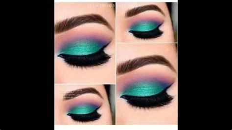 imagenes de ojos grandes maquillados maquillaje de ojos con tendencias 2016 youtube