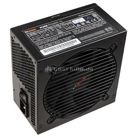Be Power 10 600w 80 Silver be power 10 80 plus silber netzteil 600