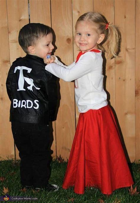 baby  toddler halloween costumes  siblings