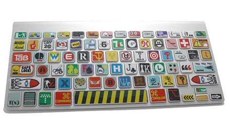 Aufkleber Apple Pencil by Funky Macbook Keyboard Stickers Geekalerts