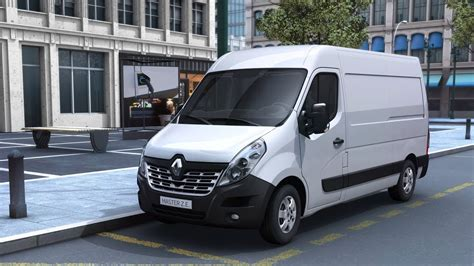 2019 Renault Master by 2018 Renault Master Z E