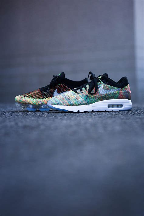 Nike Vapor Max Day To nike vapormax air max 1 multicolor flyknit air max day