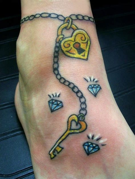 tattoo diamond foot 40 outstanding collection of diamond tattoos for tattoo