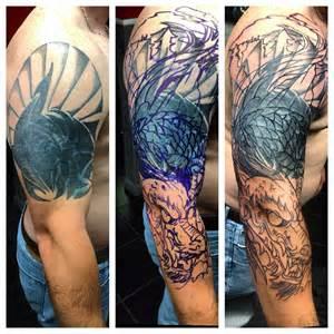 Tribal dragon tattoo forearm tribal dragon tattoo designs