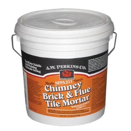Fireplace Mortar Mix by Refractory Mortar Mix 10 Lbs Walmart