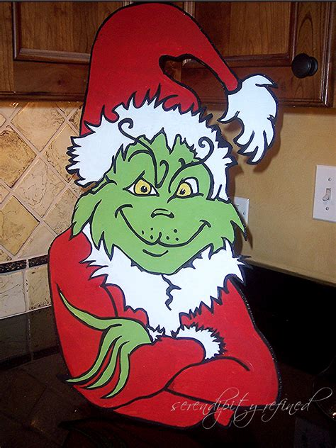 The Grinch Decorations For by Serendipity Refined Decorations In