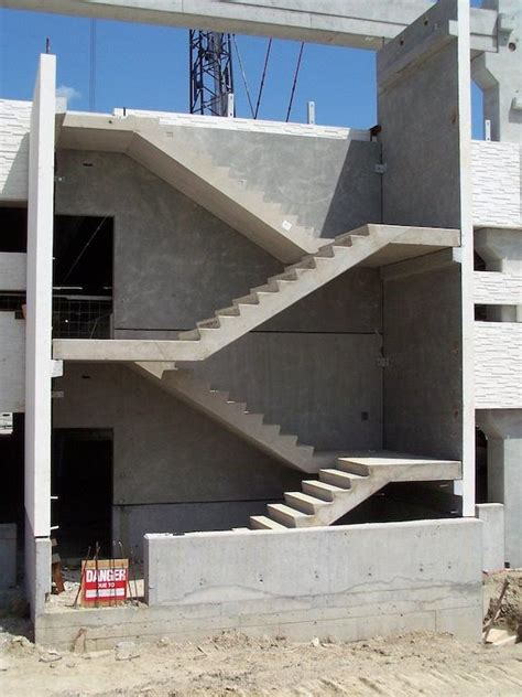 Modular Wall Units stairs amp landings hy grade precast concrete