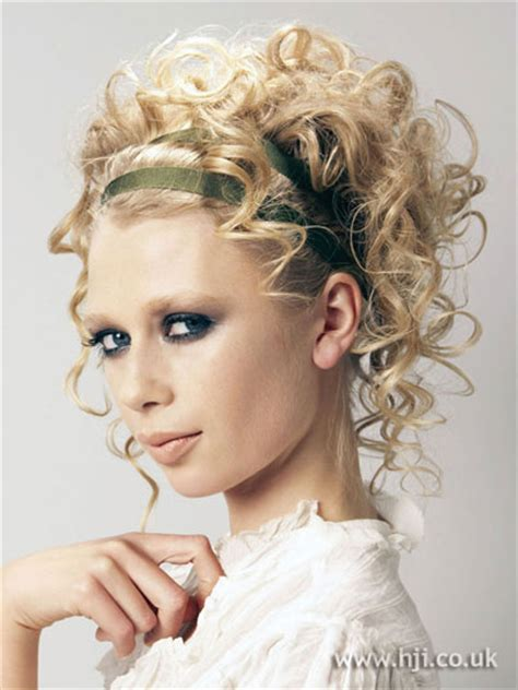 headband curly hairstyles curly hair style updo with headband cool curly hair