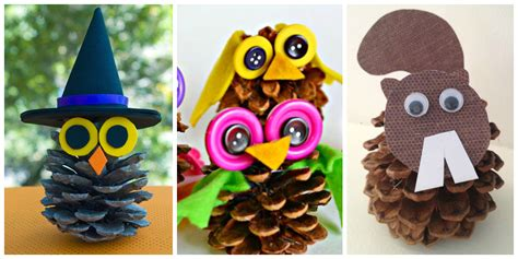pine cone crafts pine cone crafts for crayon box chronicles