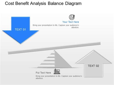 Kh Cost Benefit Analysis Balance Diagram Powerpoint Cost Benefit Analysis Powerpoint Template