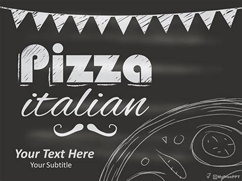 italian powerpoint templates free breakfast powerpoint templates myfreeppt