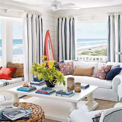 coastal homes decor 22 cottage decorating ideas coastal living