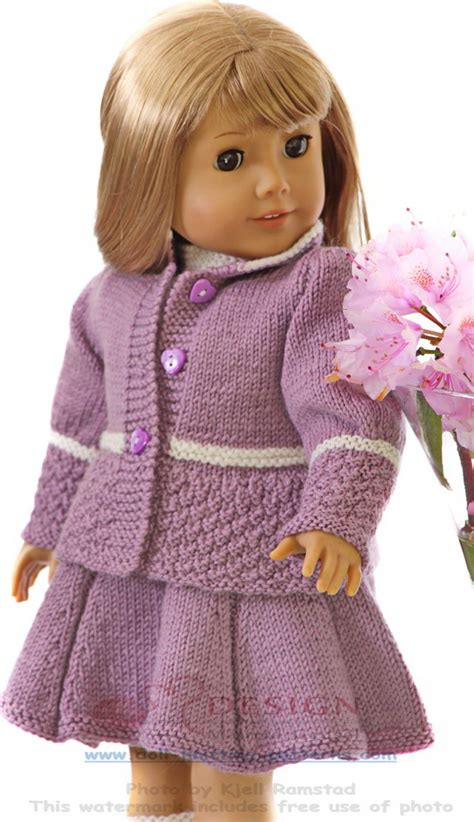 doll sts doll knitting summer fashion