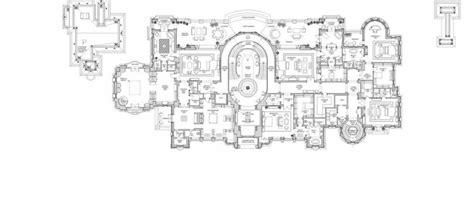 beverly hills mansion floor plans proposed 56 000 square foot beverly hills mega mansion