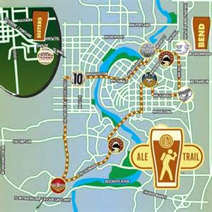 bend oregon on a map 25 best trail maps ideas on