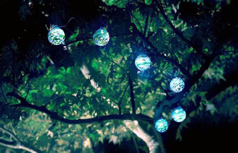 cool tree lights solar garden lights ideas cheer up your garden with solar