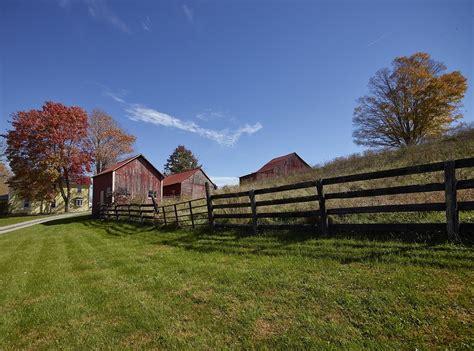 free photo landscape rural farm barns free