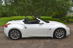 Nissan 370z Roadster For Sale 2010 Nissan 370z Touring Convertible White 6 Speed