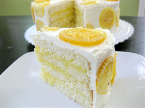 Lemon Cake by Lemon Curd Cake Spatula Diaries