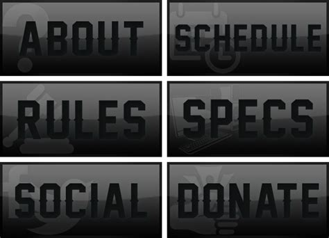 Twitch Info Buttons By Krymepays On Deviantart Twitch Info Templates