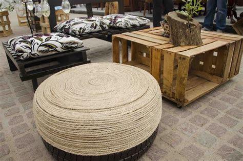 muebles reciclados venta exhiben art 237 culos decorativos elaborados con material