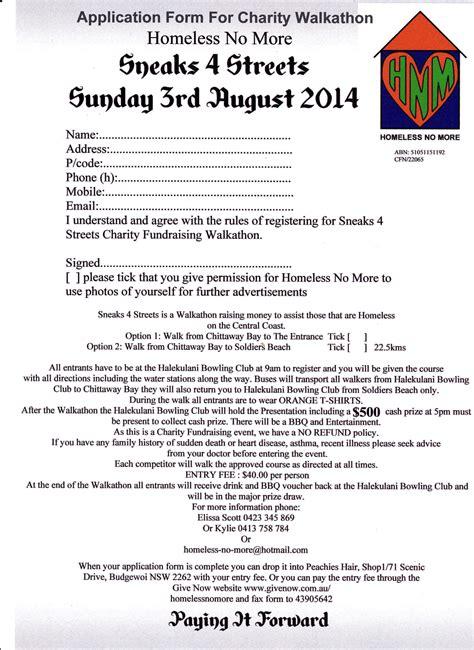 walkathon registration form template sponsorship letter for walk a thon 28 images pledge