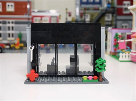 Brick Hsanhe 6405 Mini Apple Store it s not lego hsanhe 6409 2 apple store modular building set review