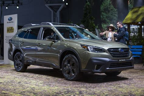 2020 Subaru Outback Mpg by 2020 Subaru Outback New Car Reviews