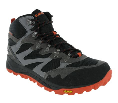 mens hi tec walking boots new mens hi tec v lite sphike waterproof walking hiking