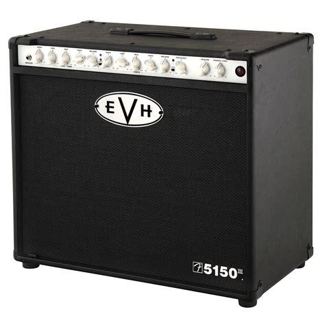 evh 5150 iii 1x12 cabinet evh 5150 iii 1x12 50w tube combo black at gear4music com
