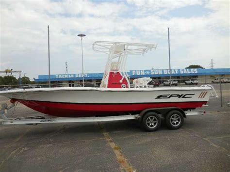 epic bay boats 25sc new epic boats for sale boats