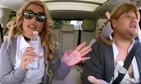 britney spears everytime lyrics meaning britney spears stars in carpool karaoke watch now