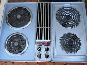 jenn air electric cooktop with grill jenn air downdraft cooktop with grill unit ebay