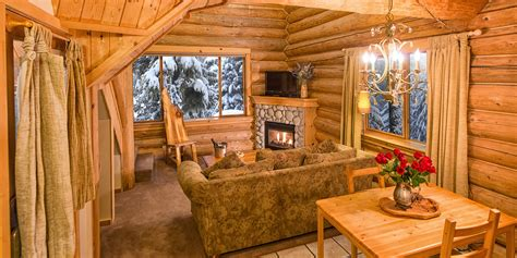 Honeymoon Cabins In Montana by Alta Resort The Best Lodging For Mt Rainier And