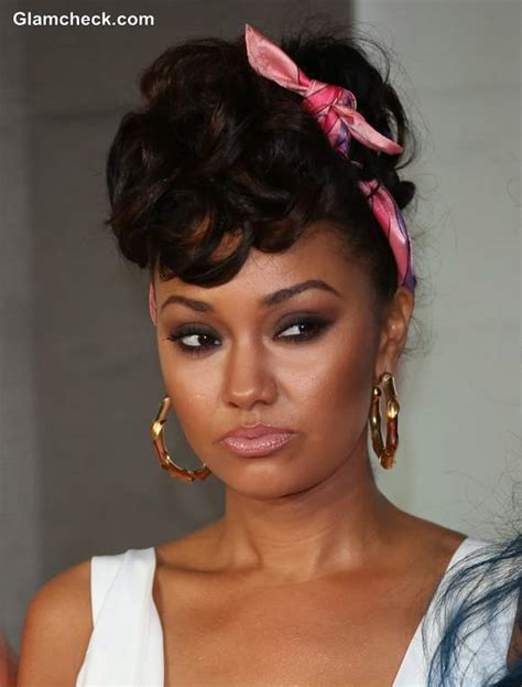 black hair styles from the 50 s and 60 s leigh anne pinnock sports 50s hairdo fashion