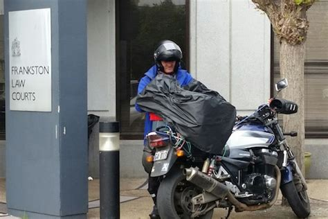 Motorcycle Apparel Frankston by Helmet Deemed Illegal Motorbike Writer