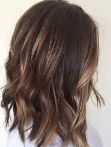balayage highlights on brown hair best 25 brown balayage ideas on pinterest