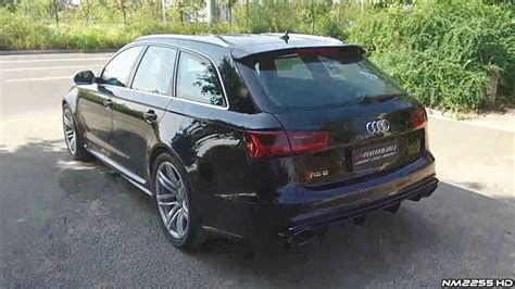 Audi Rs6 Pp Performance by Audi Rs6 C7 Pp Performance With Fi Exhaust System